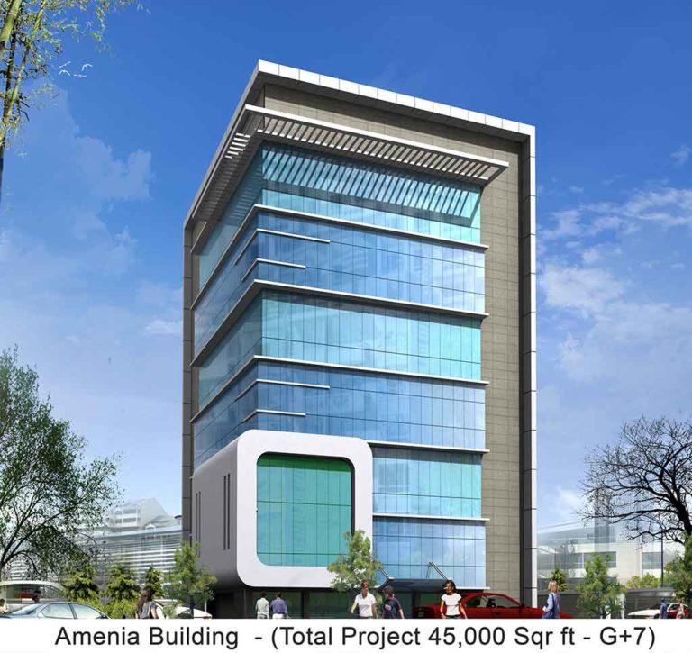 Amenia-Building